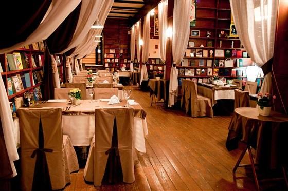 Ресторан Leningrad - фотография 11 - Ресторан