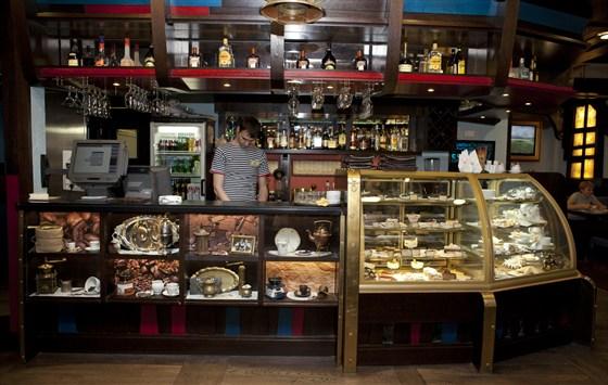 Ресторан Черная жемчужина - фотография 2