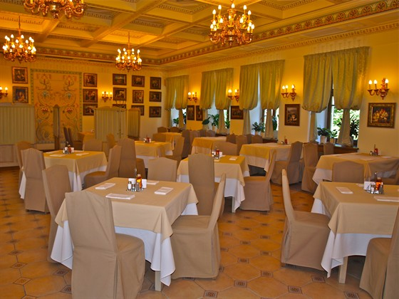 Ресторан Римон - фотография 8 - Трапезная