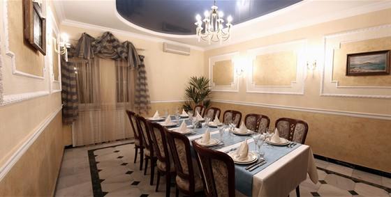 Ресторан Армения - фотография 5 - Малый зал