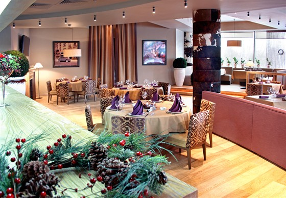 Ресторан Рябина - фотография 12
