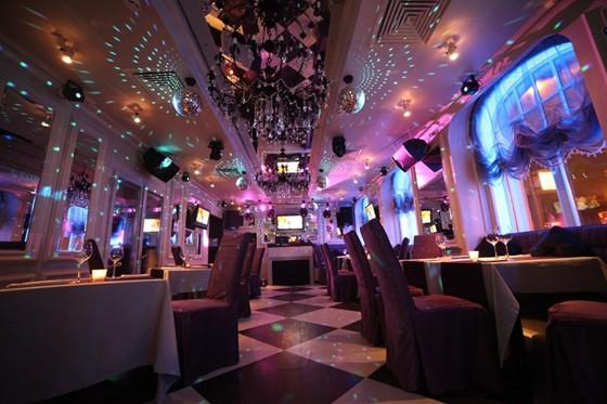 Ресторан Дуэты - фотография 5 - Хрустальный зал