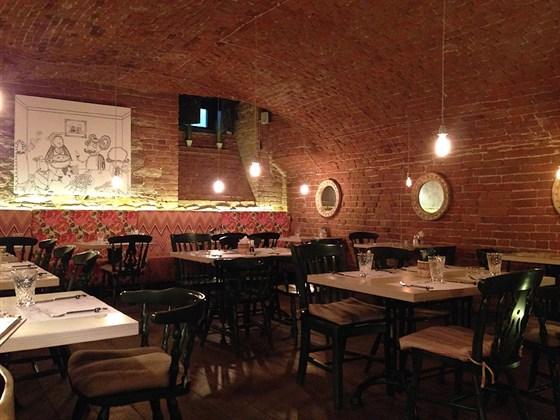 Ресторан Баран и бисер - фотография 1