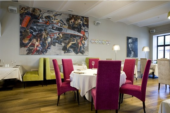 Ресторан Ромашка - фотография 4
