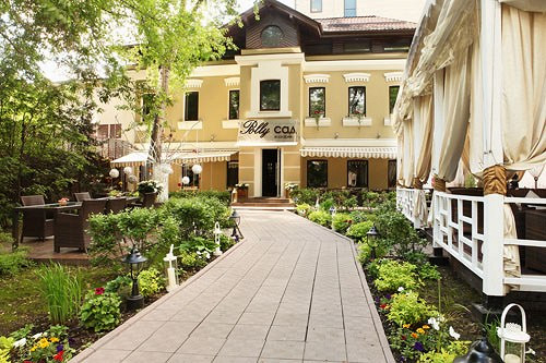 Ресторан Polly-сад - фотография 6