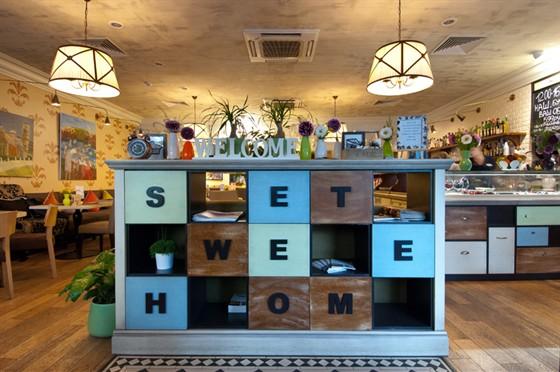 Ресторан Sweet Home - фотография 7