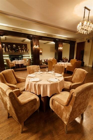 Ресторан Архитектор - фотография 8 - основной зал