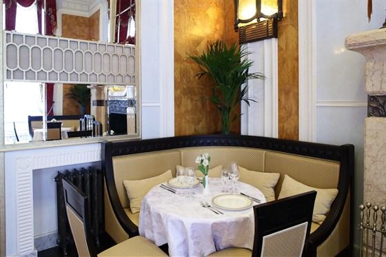 Ресторан Альков - фотография 10