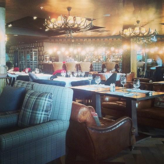 Ресторан Red Fox - фотография 21