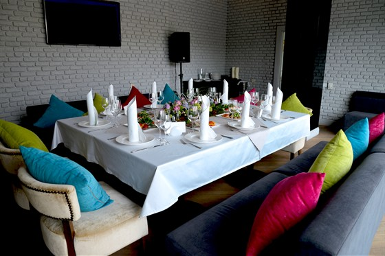 Ресторан Парус - фотография 6 - вип-зал караоке