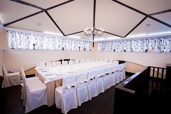 Ресторан Пив & Ко - фотография 4 - Банкетный зал.
