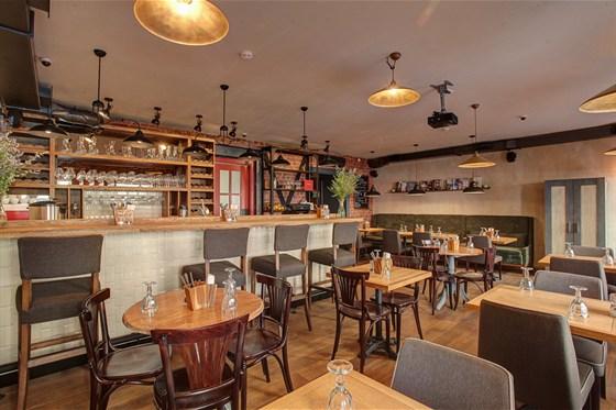 Ресторан Tatin - фотография 1