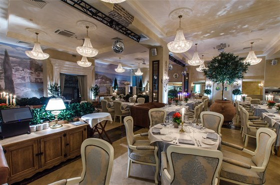 Ресторан La panorama - фотография 12