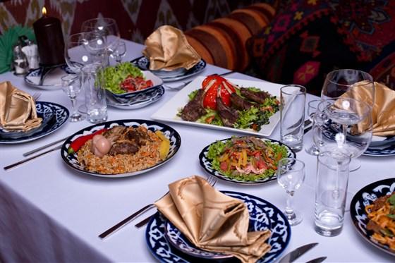 Ресторан Байхан - фотография 8