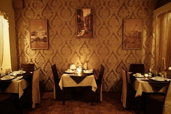 Ресторан Итальянский дворик. Третий - фотография 5