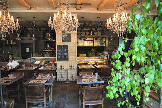 Ресторан Lookcafé - фотография 5