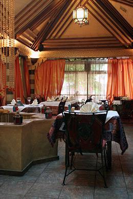 Ресторан Касбар - фотография 12