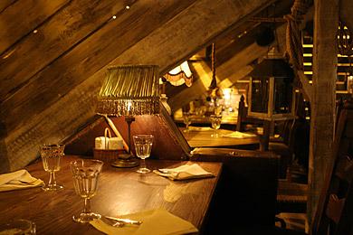 Ресторан Старый чердак - фотография 11