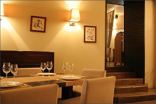 Ресторан Cibo e Vino - фотография 18
