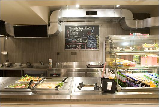 Ресторан Пельмени бум - фотография 4