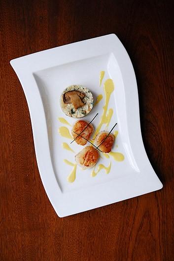 Ресторан Carre Blanc - фотография 7