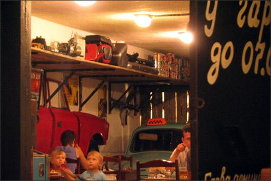 Ресторан Сани - фотография 3