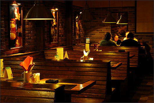Ресторан 5 оборотов - фотография 2