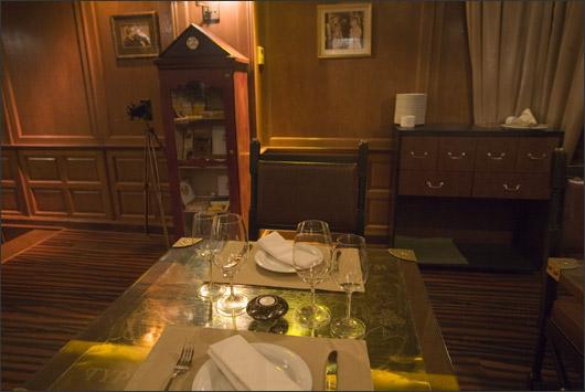 Ресторан Люмьер - фотография 8