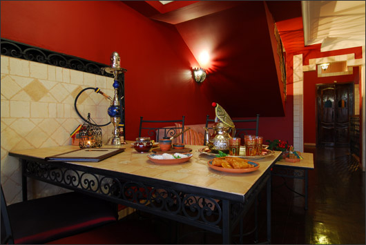 Ресторан Марокана - фотография 21