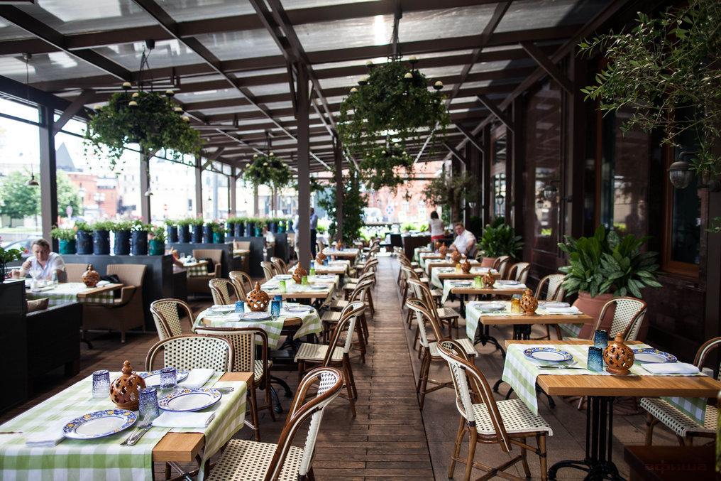 Ресторан La bottega siciliana - фотография 19