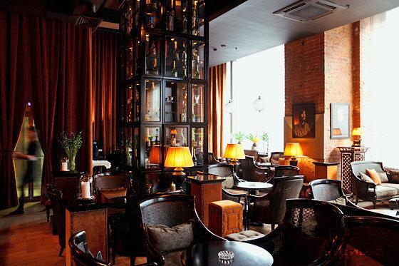 Ресторан Mandarin Combustible - фотография 4