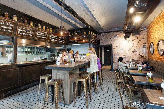 Ресторан Пипл & Паста - фотография 12
