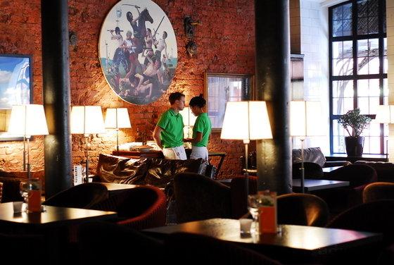 Ресторан Арт-академия - фотография 14