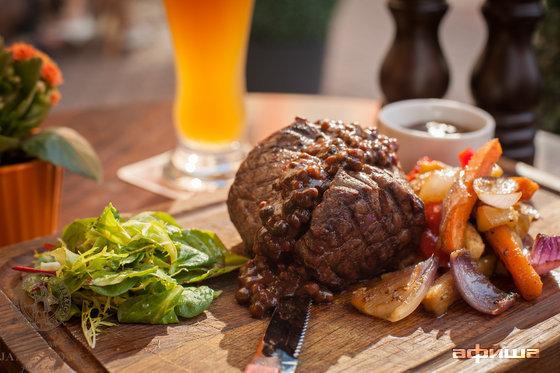 Ресторан James Cook - фотография 9