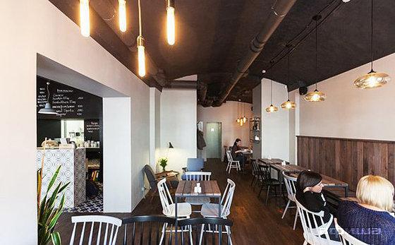 Ресторан Grey's - фотография 12