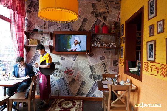 Ресторан Победа - фотография 11