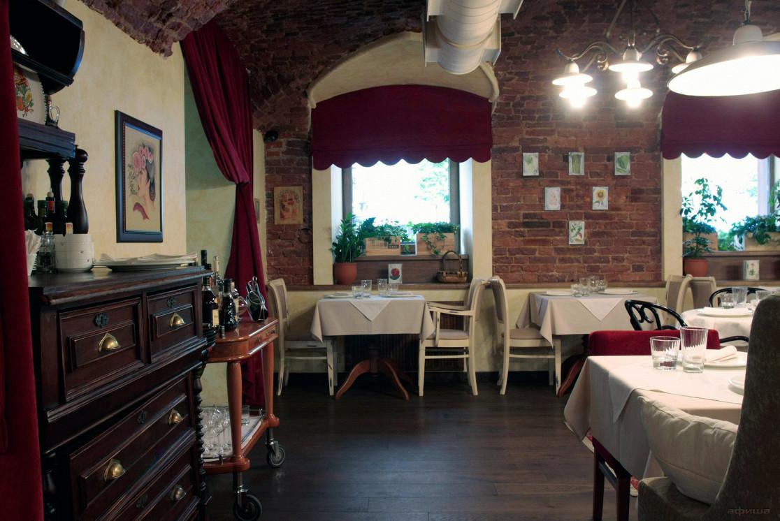 Ресторан Serafino - фотография 4