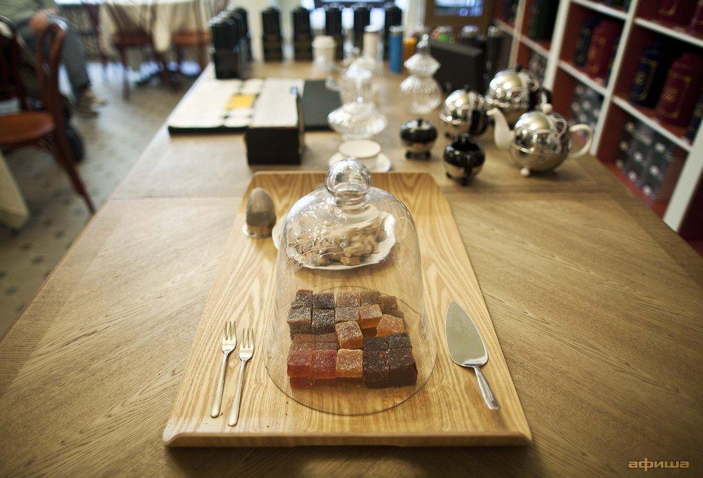 Ресторан Французский чайный дом - фотография 9