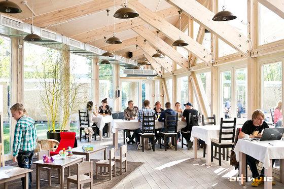 Ресторан Шардам в Музеоне - фотография 7