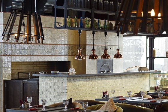 Ресторан Сытый лось - фотография 9