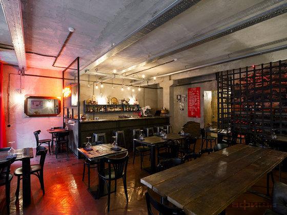 Ресторан Винный шкаф - фотография 4