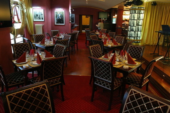 Ресторан Антисоветская - фотография 12