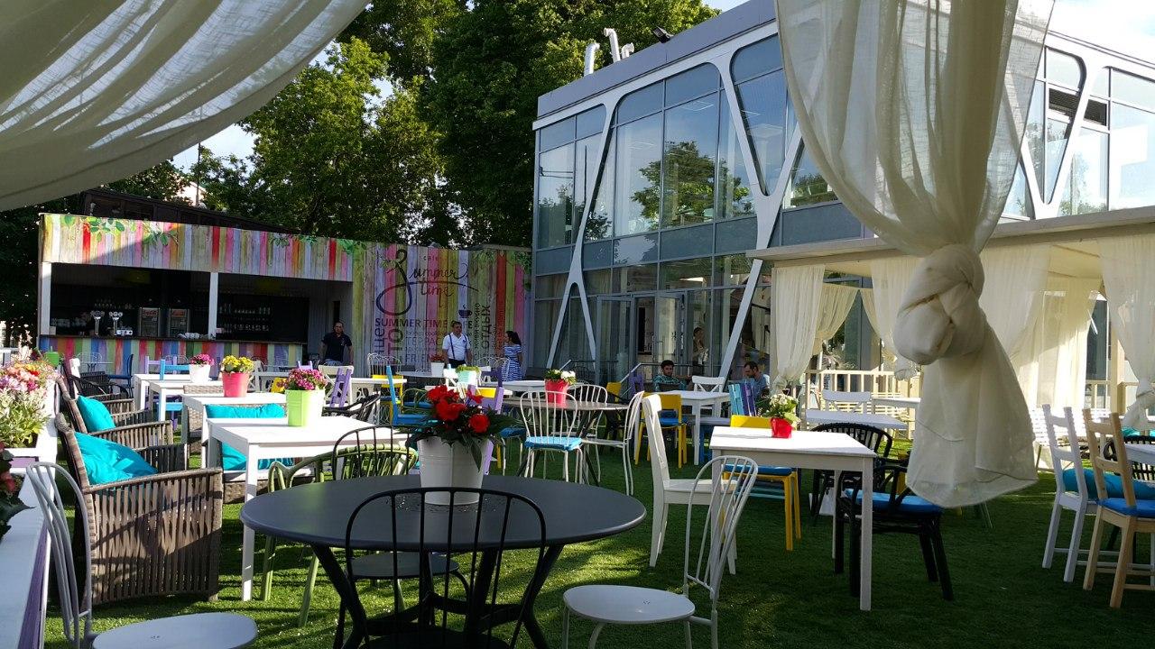 Ресторан Summer Time Café - фотография 7