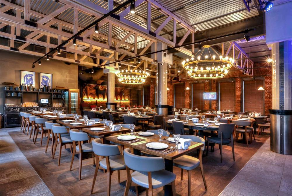 Ресторан Хинкальная на Неглинной - фотография 7