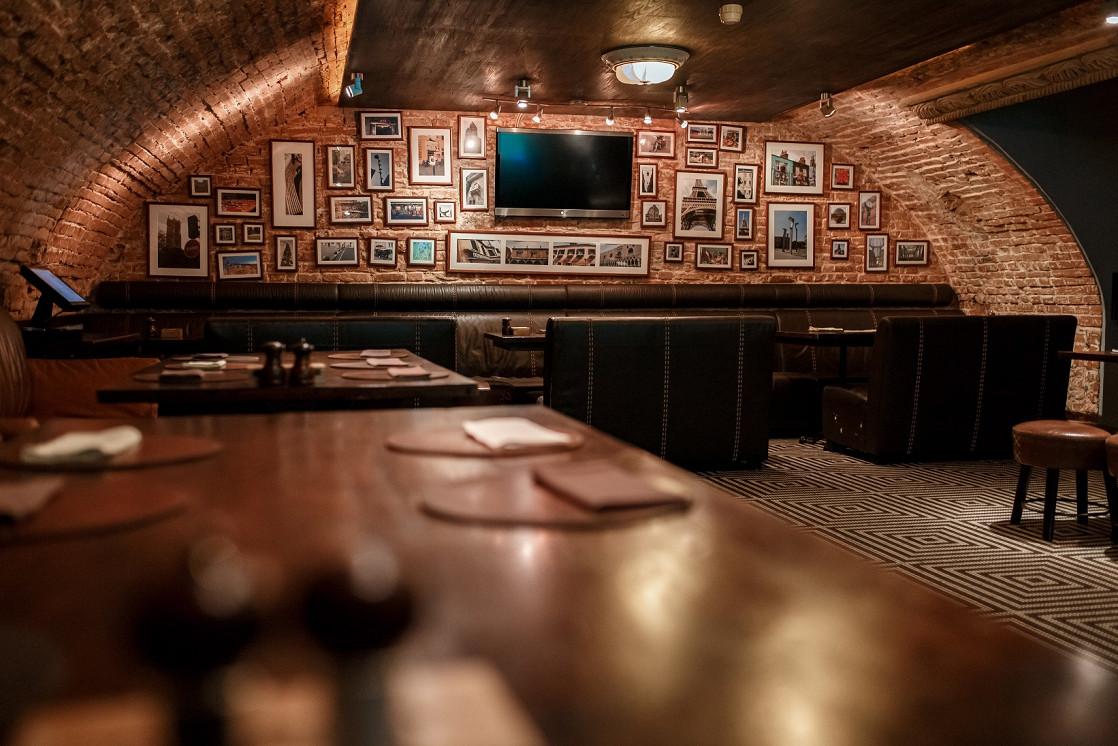 Ресторан Лига пап - фотография 5