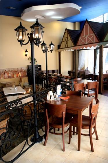 Ресторан Андерсен - фотография 1 - Общий вид