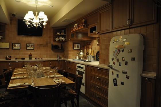 """Ресторан Хоум - фотография 2 - Зал """"Кухонные посиделки"""""""