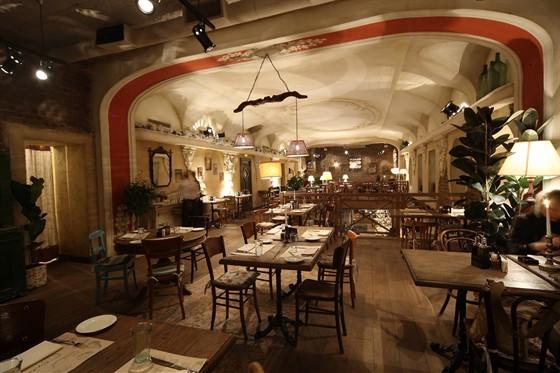 Ресторан Capuletti - фотография 12