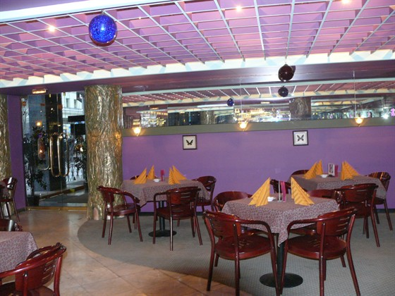 Ресторан Центр Павла Слободкина - фотография 2 - Кафе Центра Павла Слободкина