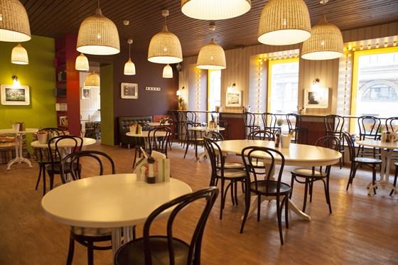 Ресторан Any Pasta - фотография 1 - any.pasta Невский 11